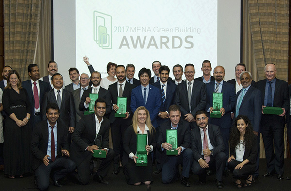 MENA Award Winners
